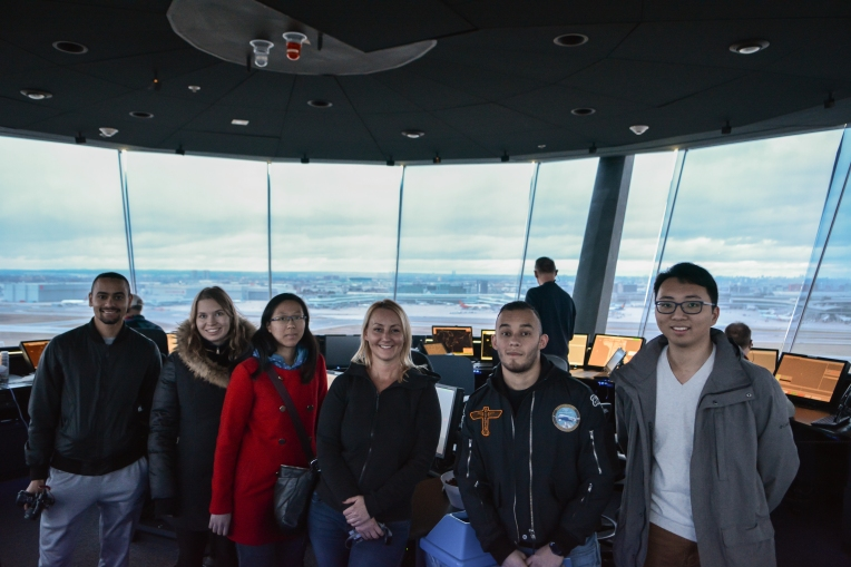UTAC's Second ATC Tour – University of Toronto Aviation Club